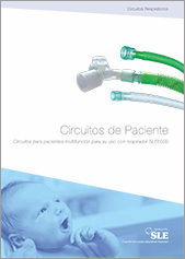 Breathing circuits for SLE6000 (Spanish)