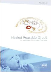 Reusable Heated Breathing Circuit for SLE1000 (English)