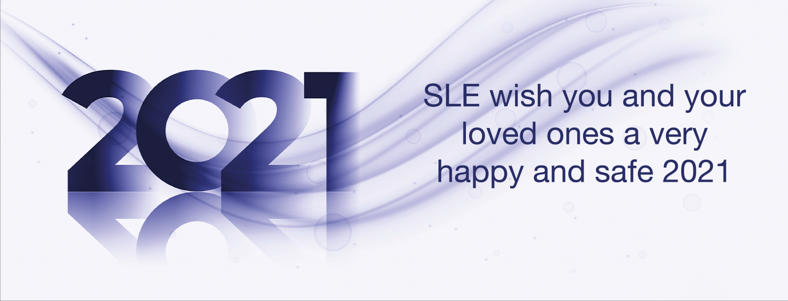 SLE wish you a happy and safe New Year