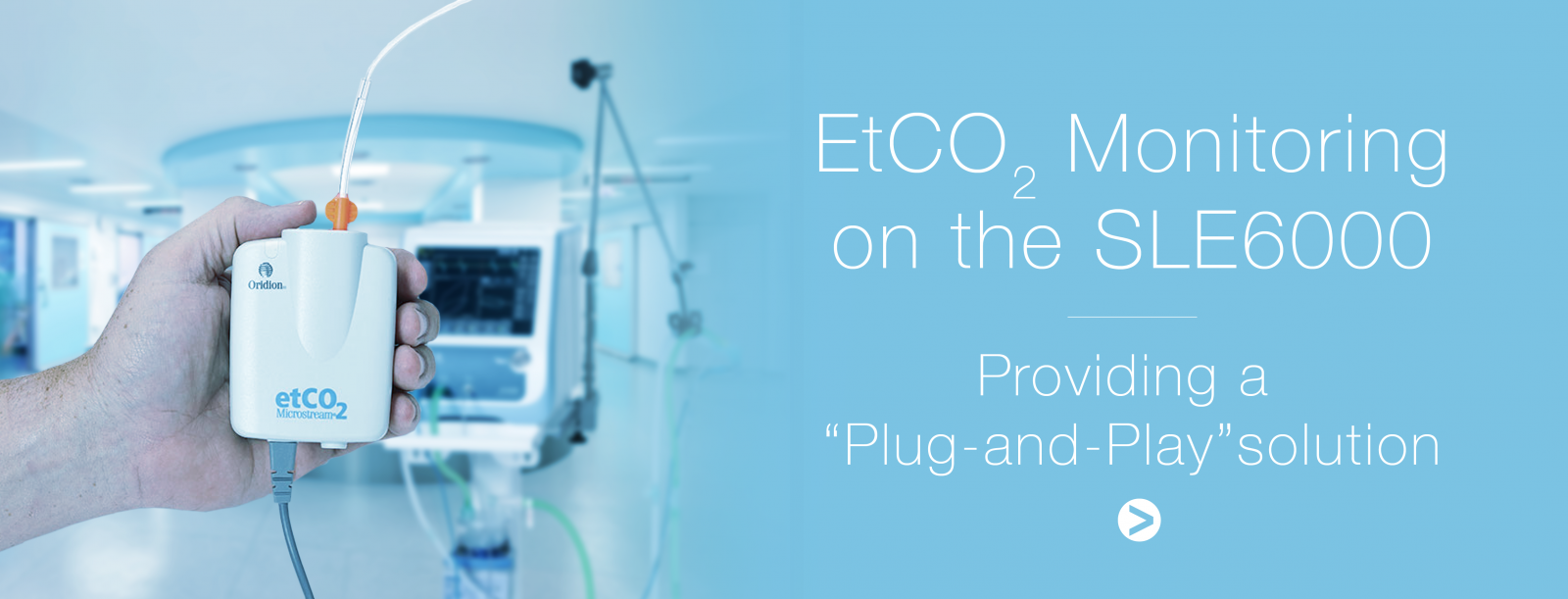 etCO2 - Providing a plug and play solution